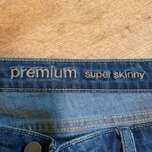 GAP Pants - SUPER SKINNY